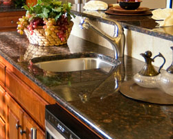 Cold Spring Natural Stone countertop