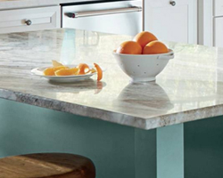 Living Stone Solid Surface countertop